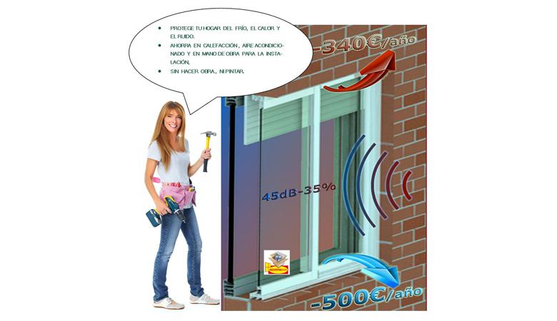 Bricoventana online, ventanas que producen ahorro